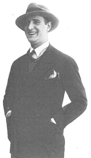 Florián Rey hacia 1927