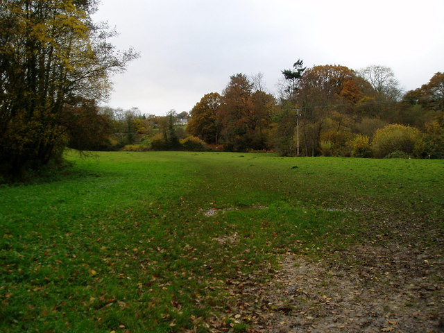 Footpath to Uplyme Mill - geograph.org.uk - 1060745