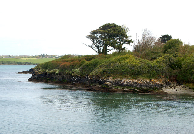 Foreshore near the Camel Trail - geograph.org.uk - 1286405