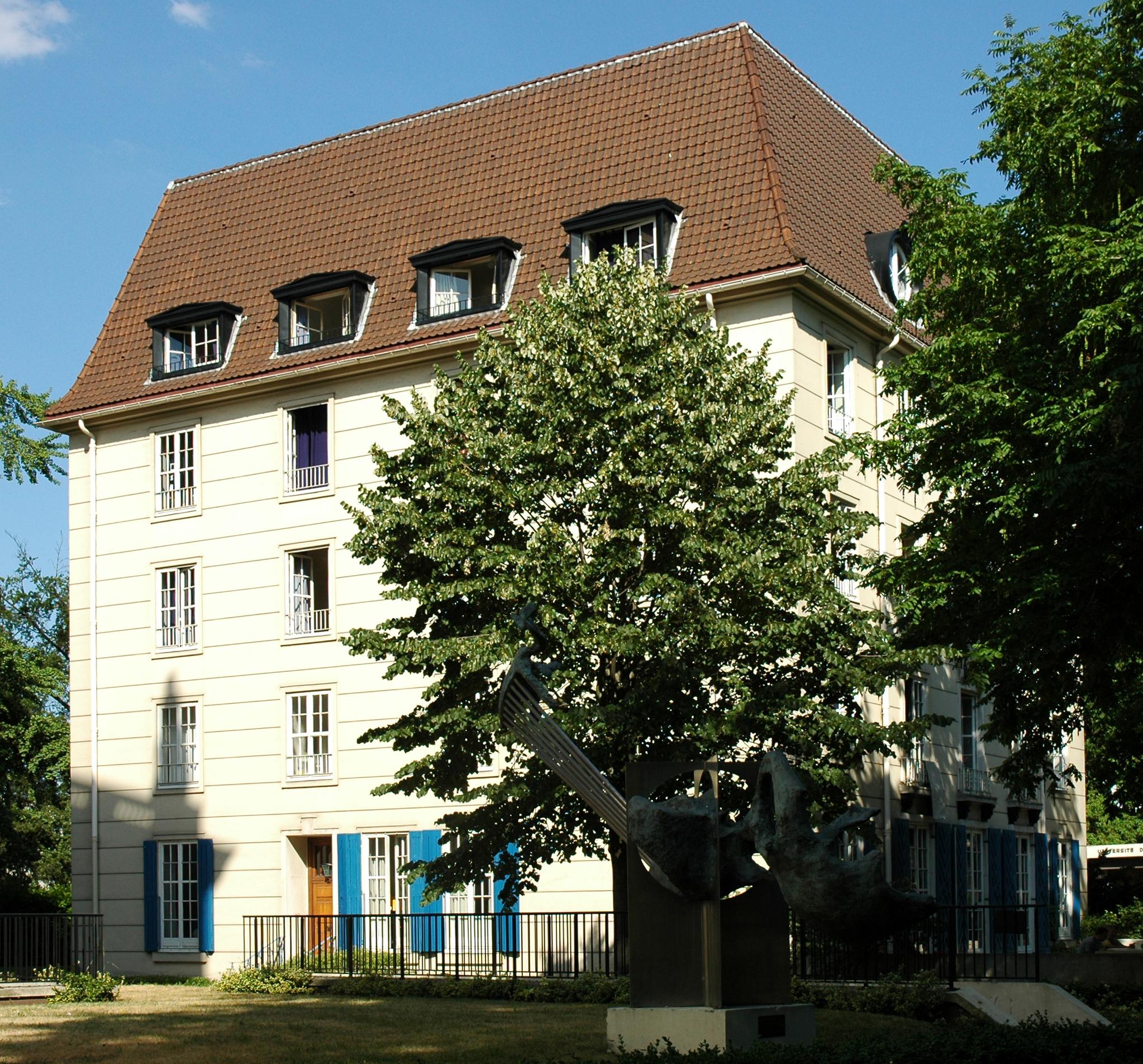 File france paris cite universitaire maison suede 01 jpg wikimedia commons - Abreviatura de arquitecto ...