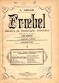 Froebel, N.º 1, 21 de Abril de 1882, capa.jpg