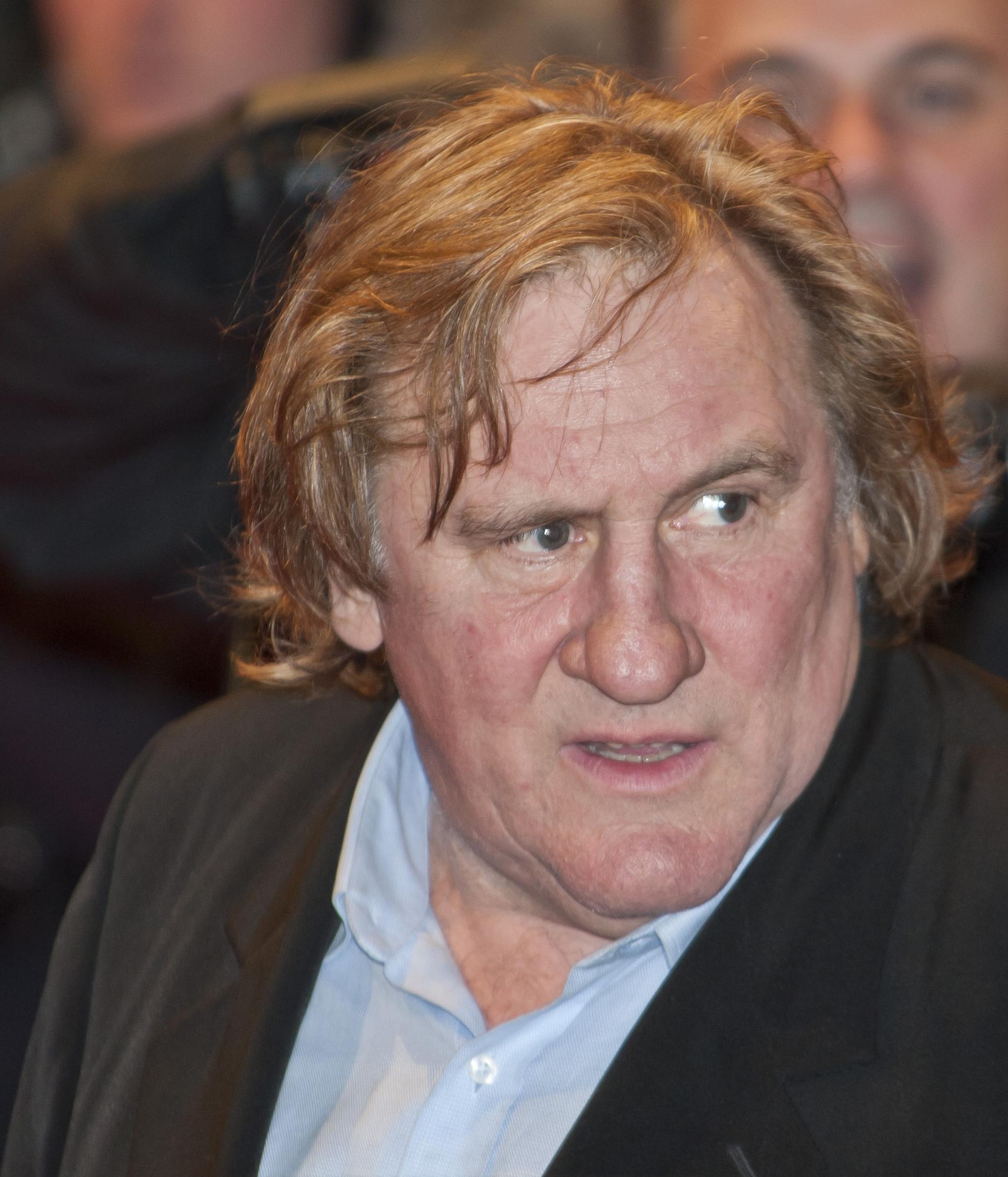 Gerard Depardieu Größe