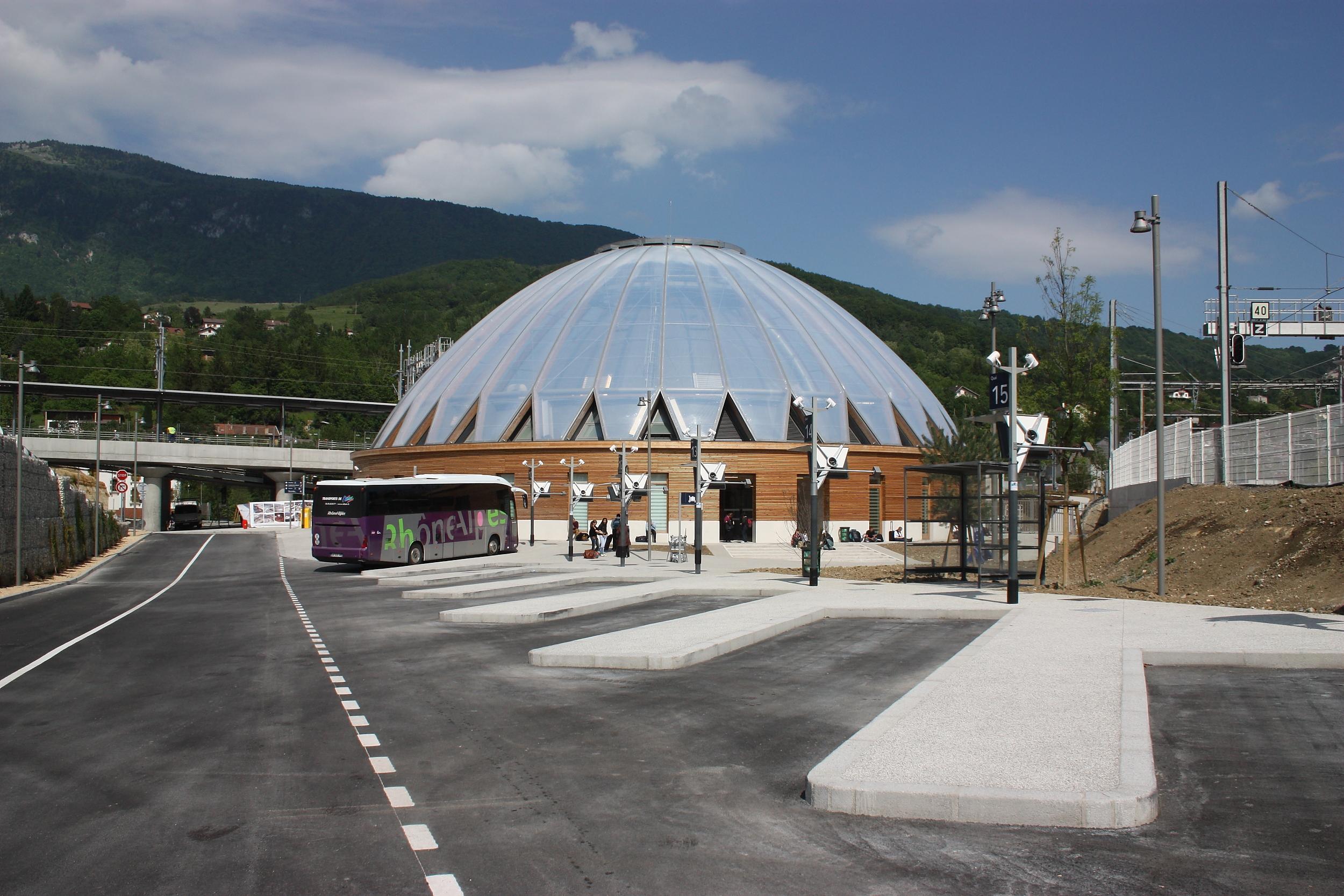 Gare De Bellegarde Sur Valserine Wikipedia