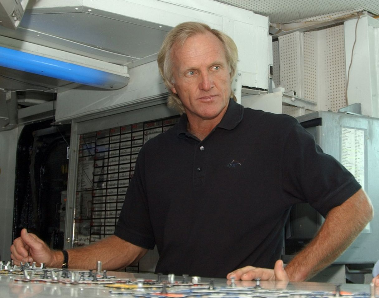 Image result for GREG NORMAN