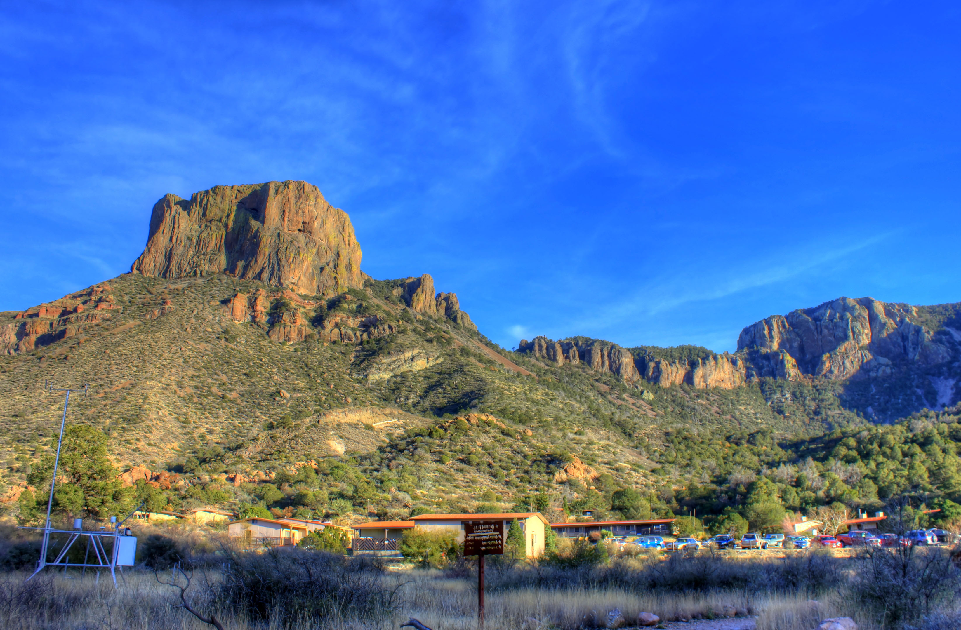 FileGfptexasbigbendnationalparkmountainsbythelodgejpg - Texas national parks