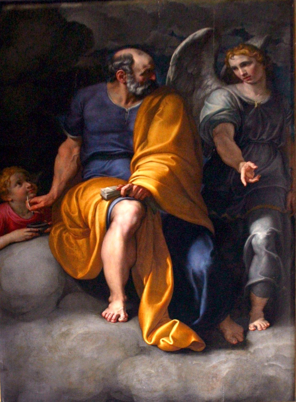 File:Giovanni Ambrogio Figino San Matteo.jpg - Wikimedia ...