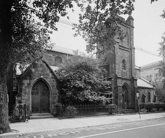 Grace Church Van Vorst