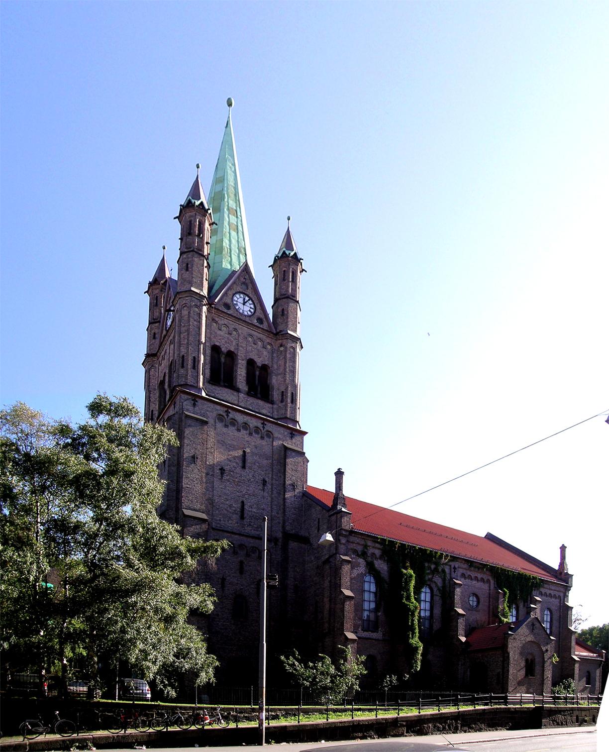 Gronland Church Wikipedia