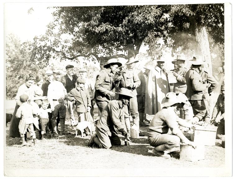 File:Gurkhas preparing and cooking food St Floris, France (Photo 24-62).jpg