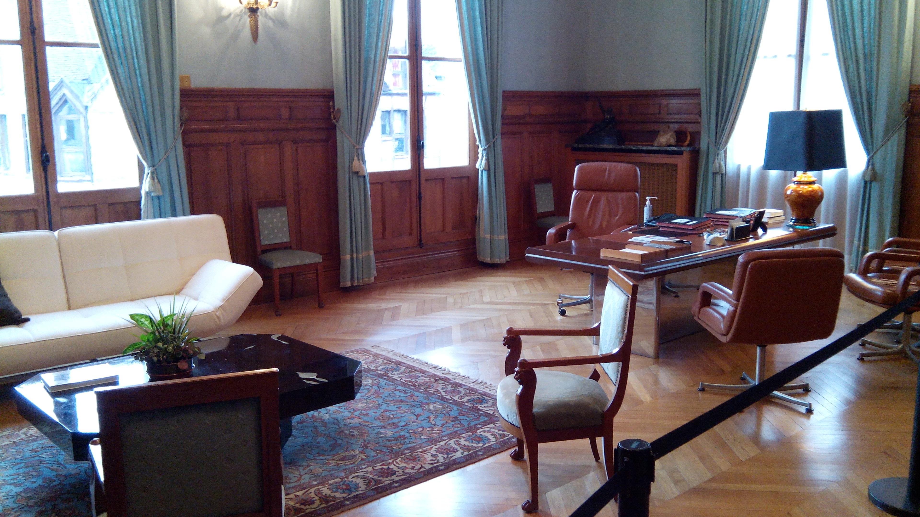 Fichier hôtel de ville de troyes bureau du maire g u wikipédia