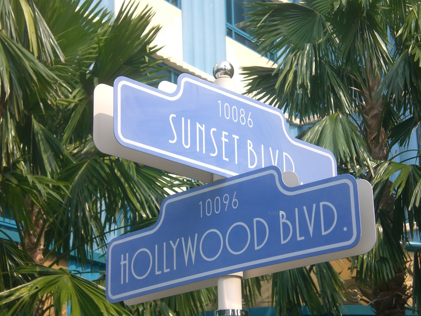 Hollywood Hills Sunset File:HK Disney's Holly...