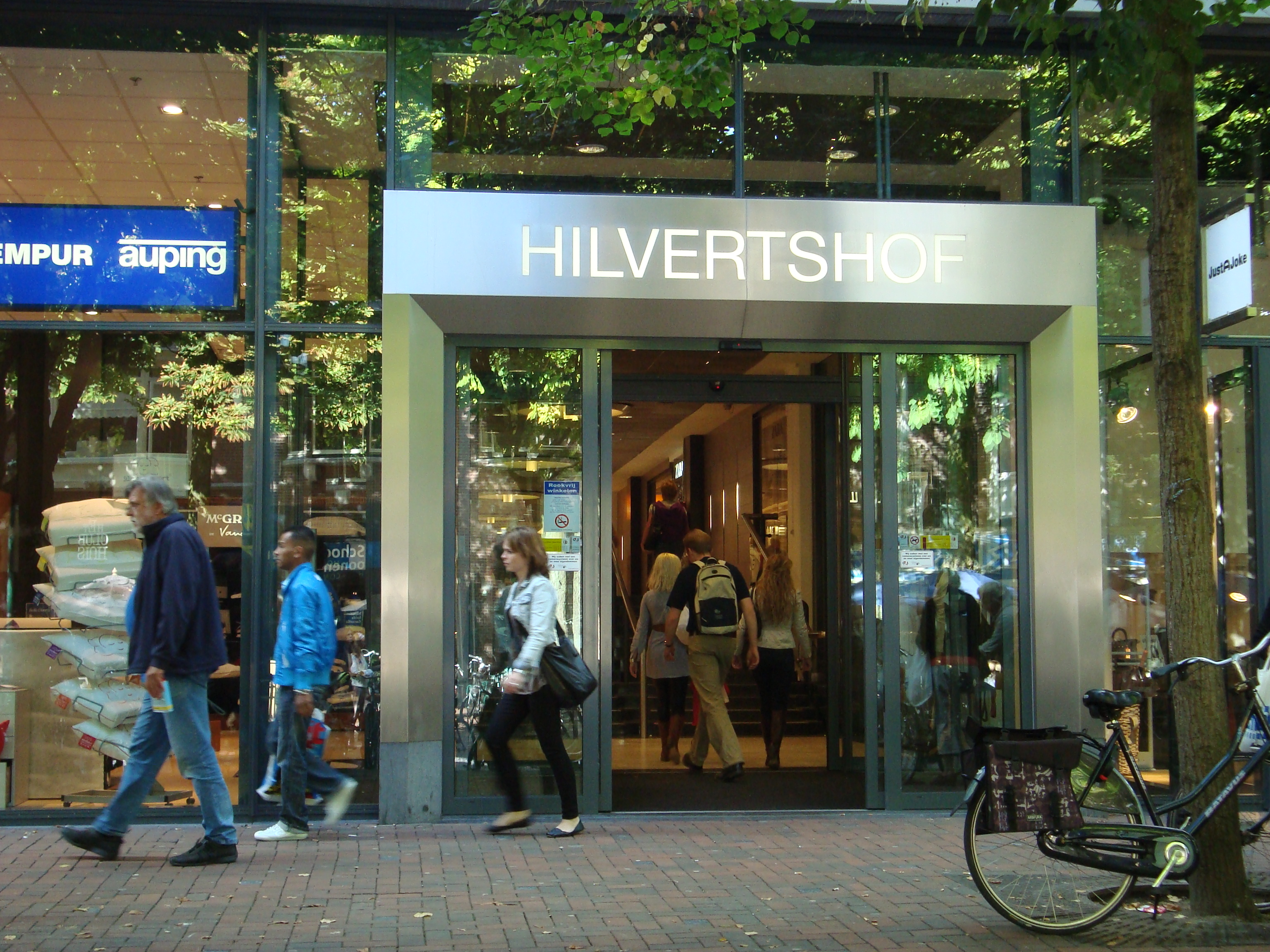 Hilversum: Shopping