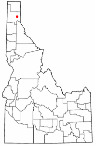 Loko di East Hope, Idaho