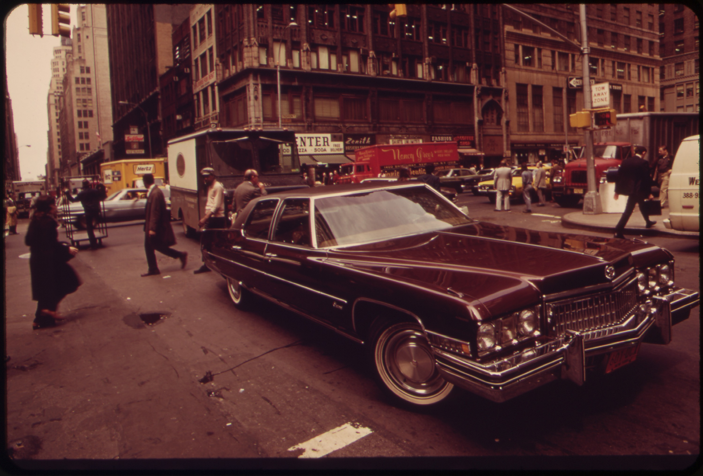 Times Square Fashion Avenue