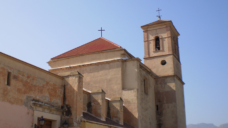 Iglesia de San Indalecio, Pechina