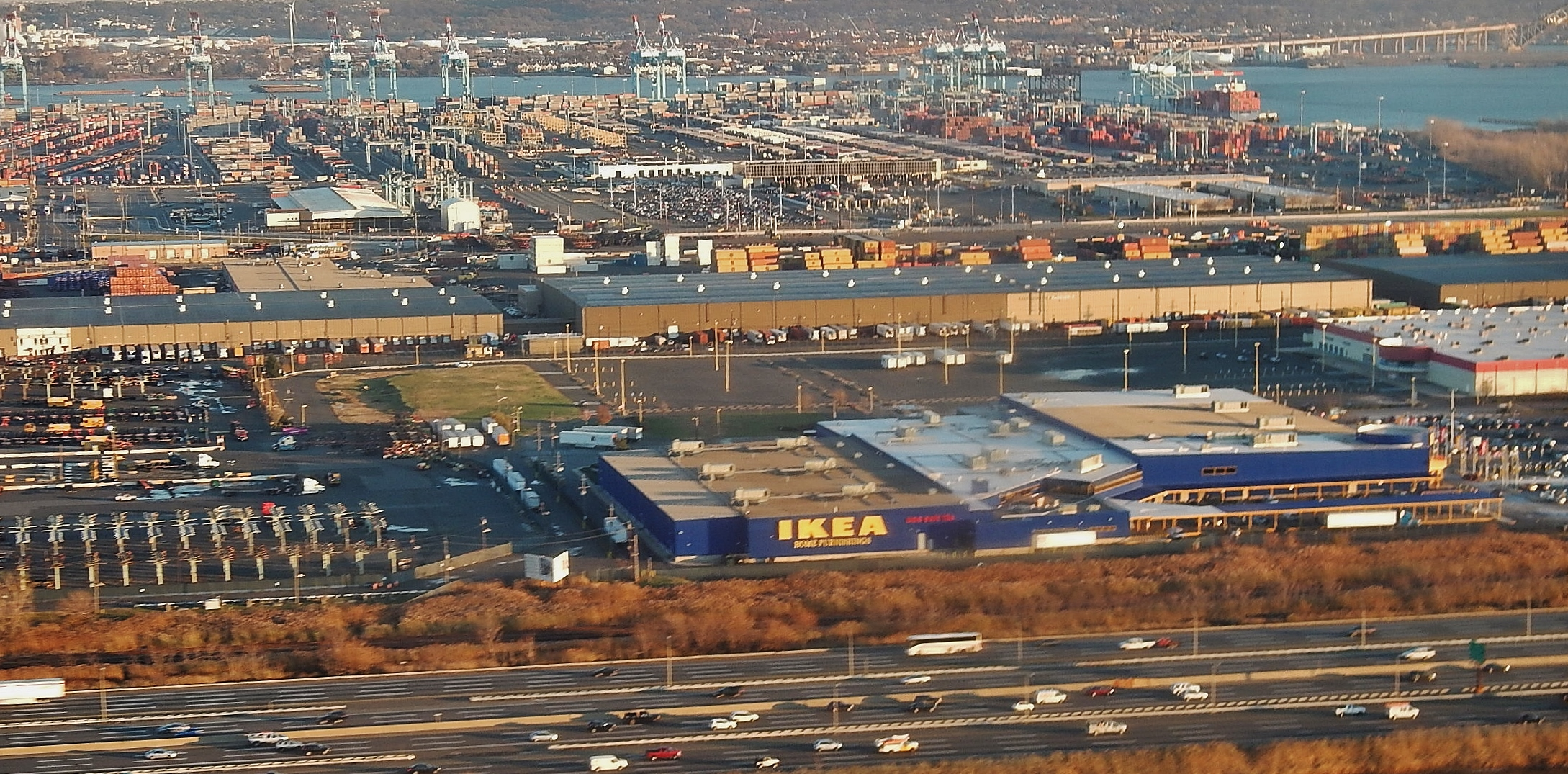 Aeroporto Ewr : Aeroporto de newark mapio