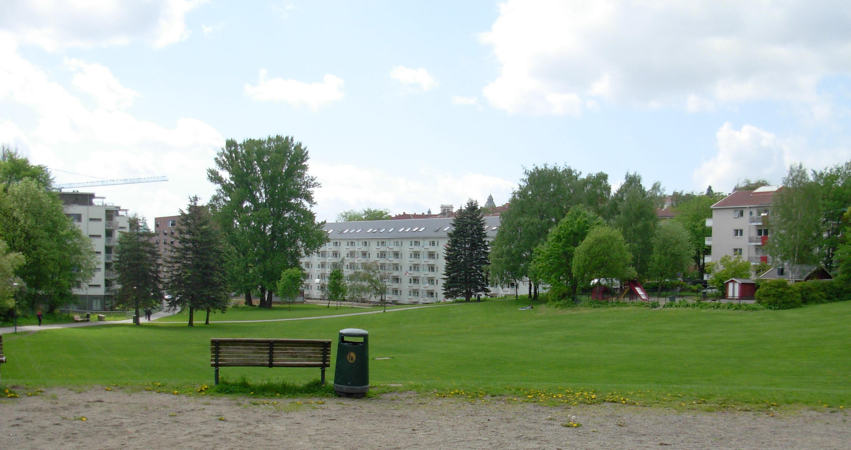 ilaparken oslo kart Iladalen park (Oslo)   Wikiwand ilaparken oslo kart