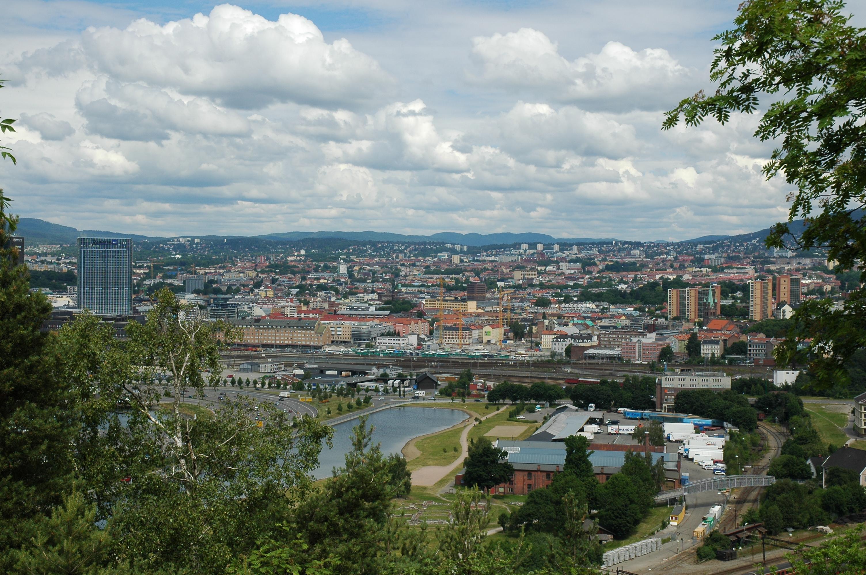 Møteplass Oslo øst