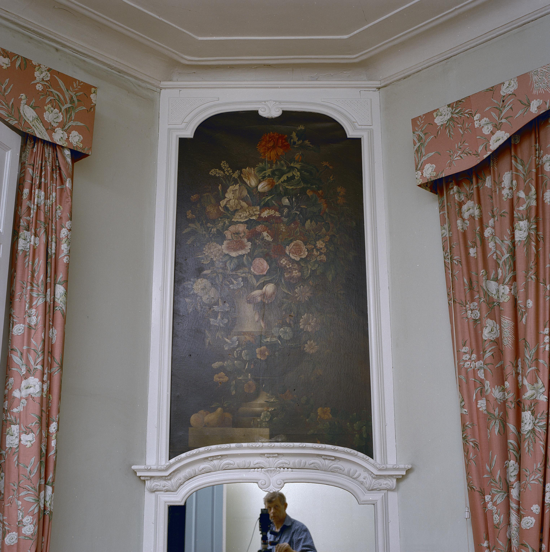 File interieur eerste verdieping detail geschilderd for Interieur fotograaf