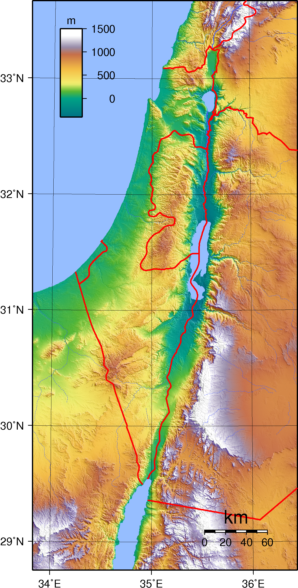 File:Israel Topography.png   Wikimedia Commons