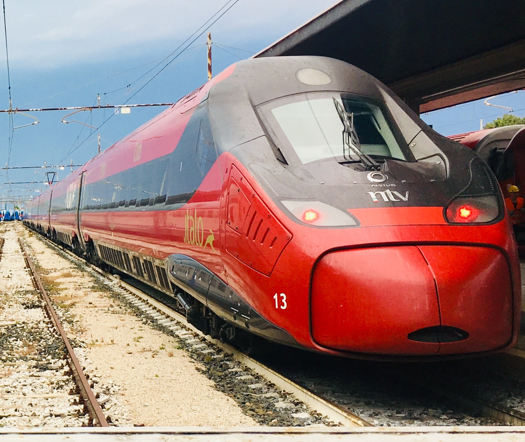High-speed rail in Italy - Wikipedia