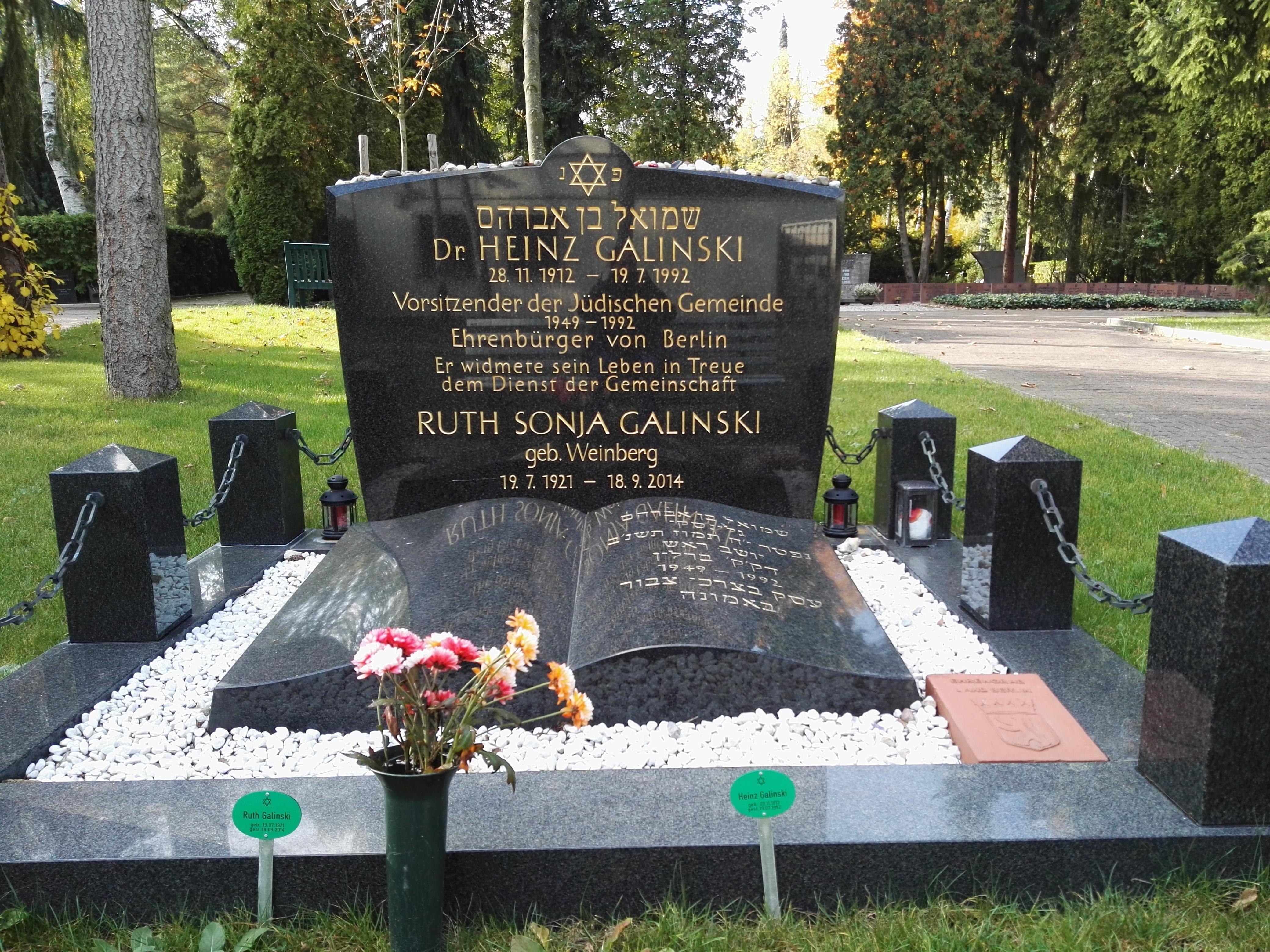 Datei:Jüdischer Friedhof Heerstraße Berlin Okt.2016 - 5