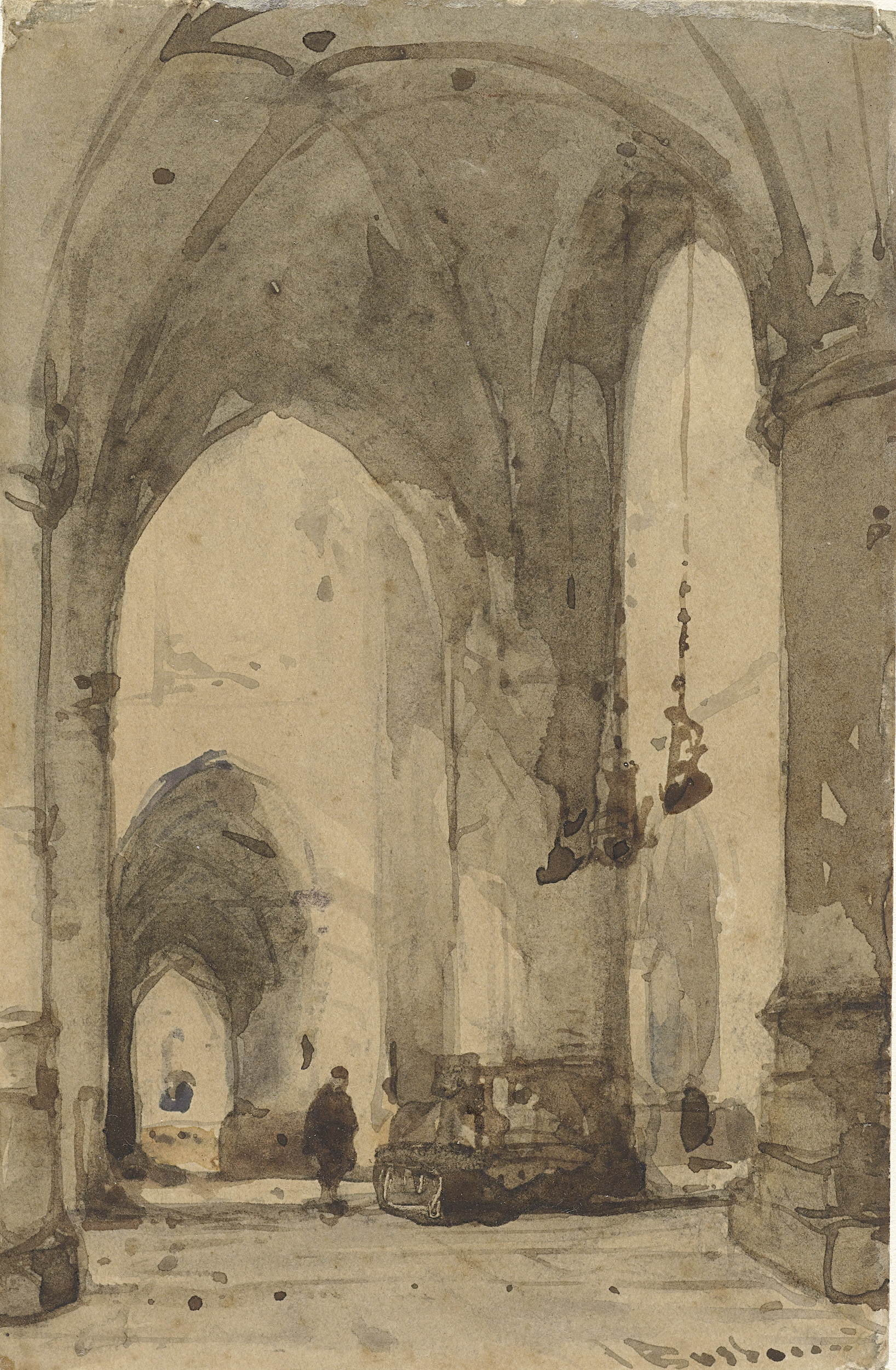 File johannes bosboom interieur van de sint bavokerk in for Interieur haarlem