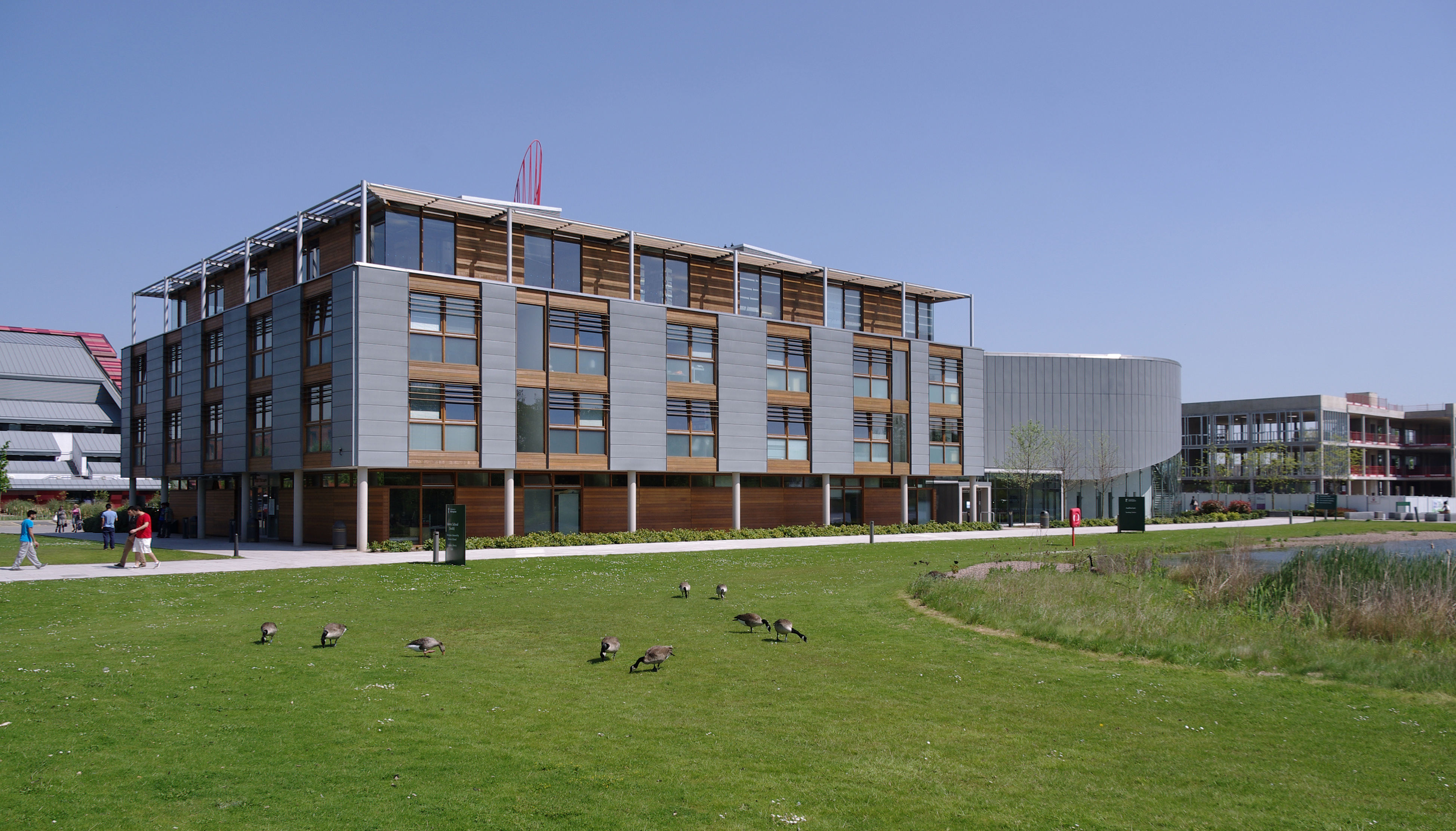 File:Jubilee Campus MMB R8 Business School South and Auditorium.jpg -  Wikimedia Commons