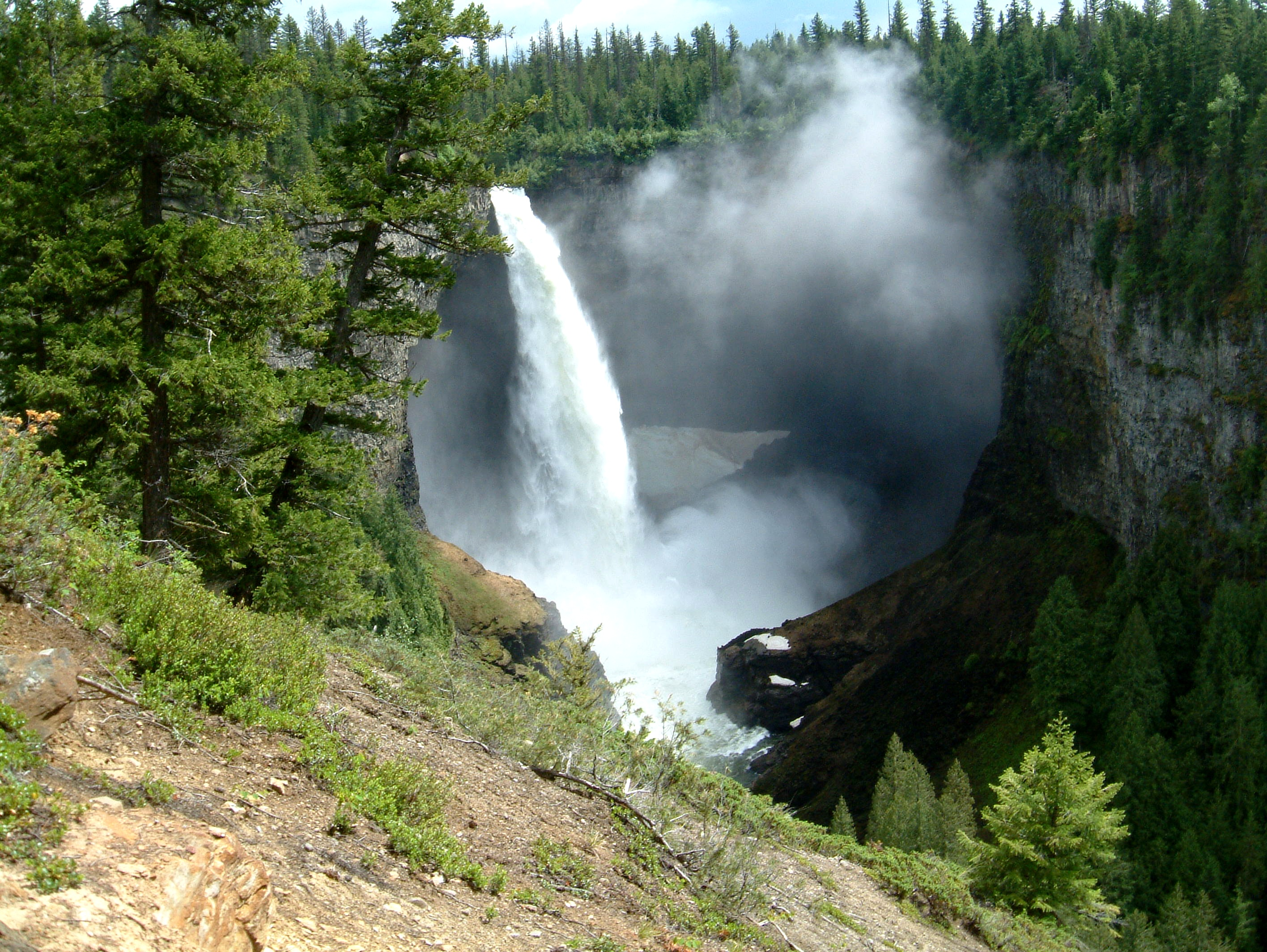 Datei Kanada British Columbia Wells Gray Provincial Park