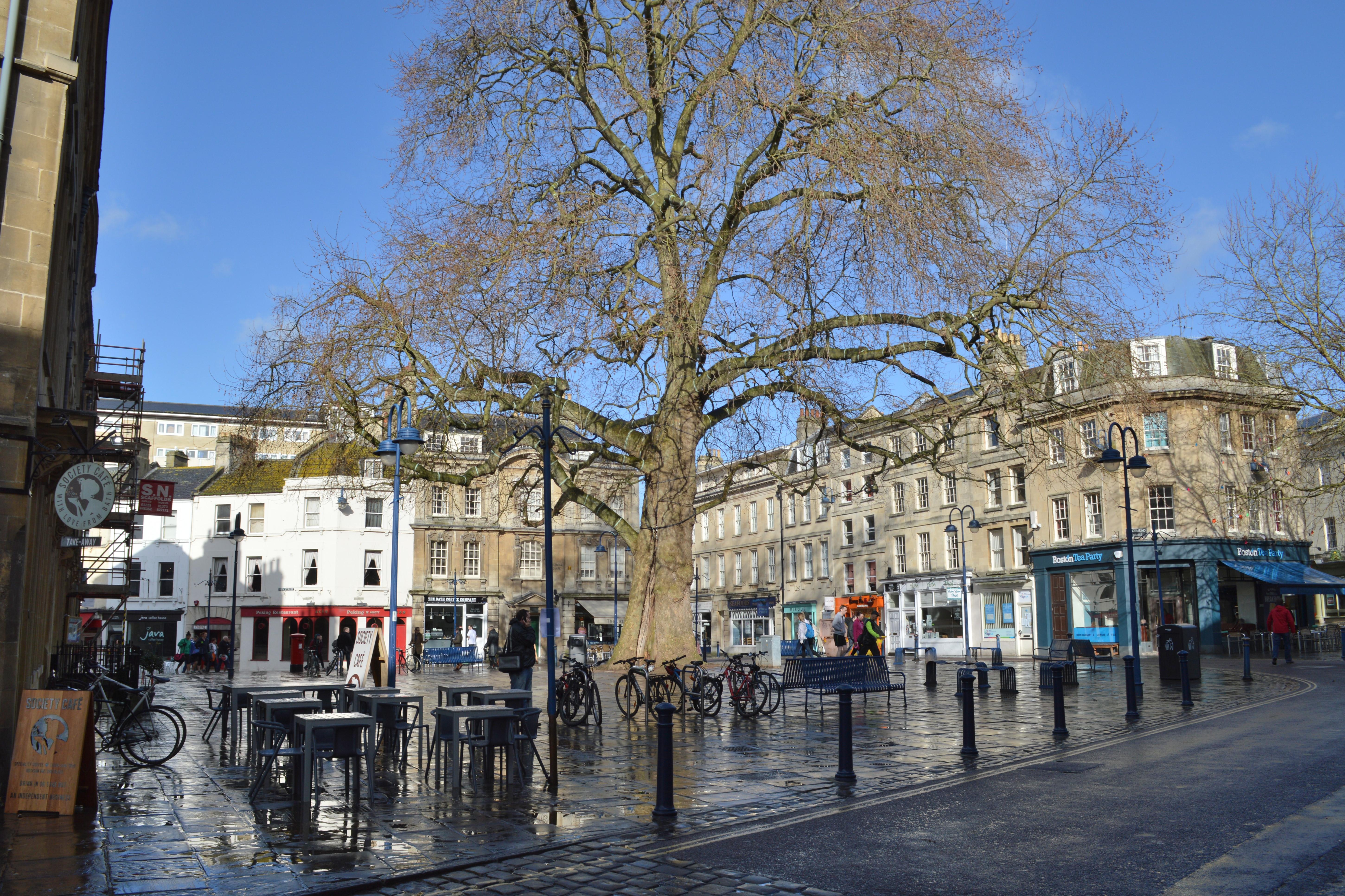 FileKingsmead Square Bath From South East