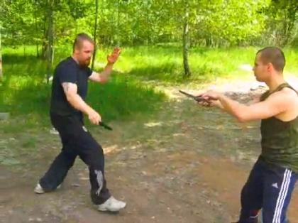 Resultado de imagen de duelo de cuchillos