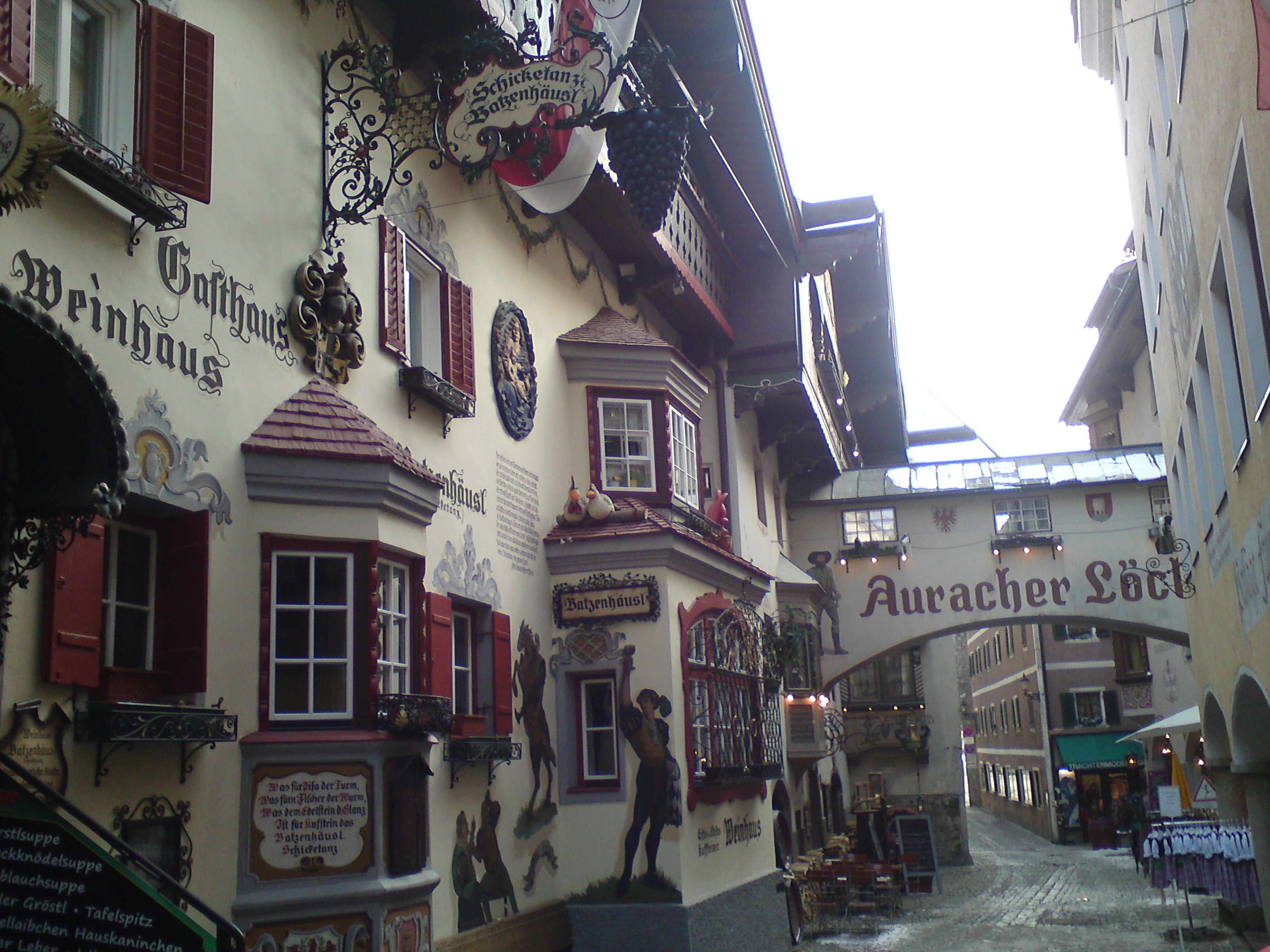 Hotel Andreas Hofer Luttach