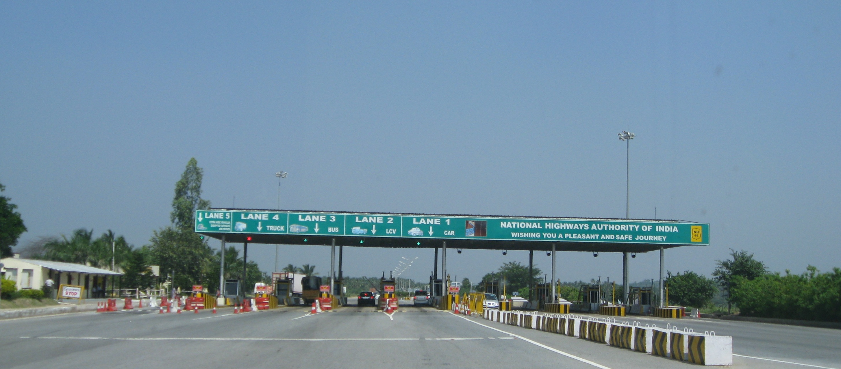 License Plate Camera >> File:LT-KWTL-Vaniyambadi-Toll-Plaza.JPG - Wikimedia Commons