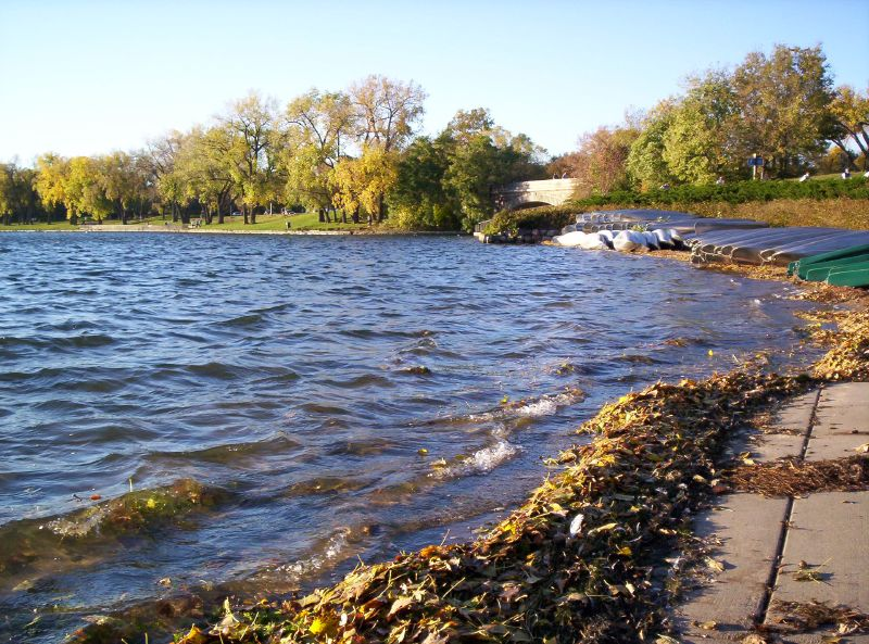 Lake Calhoun-Minneapolis-2005-10-14