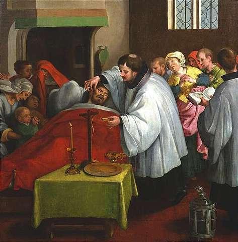 Obrzęd namaszczenia chorych i jego znaczenie