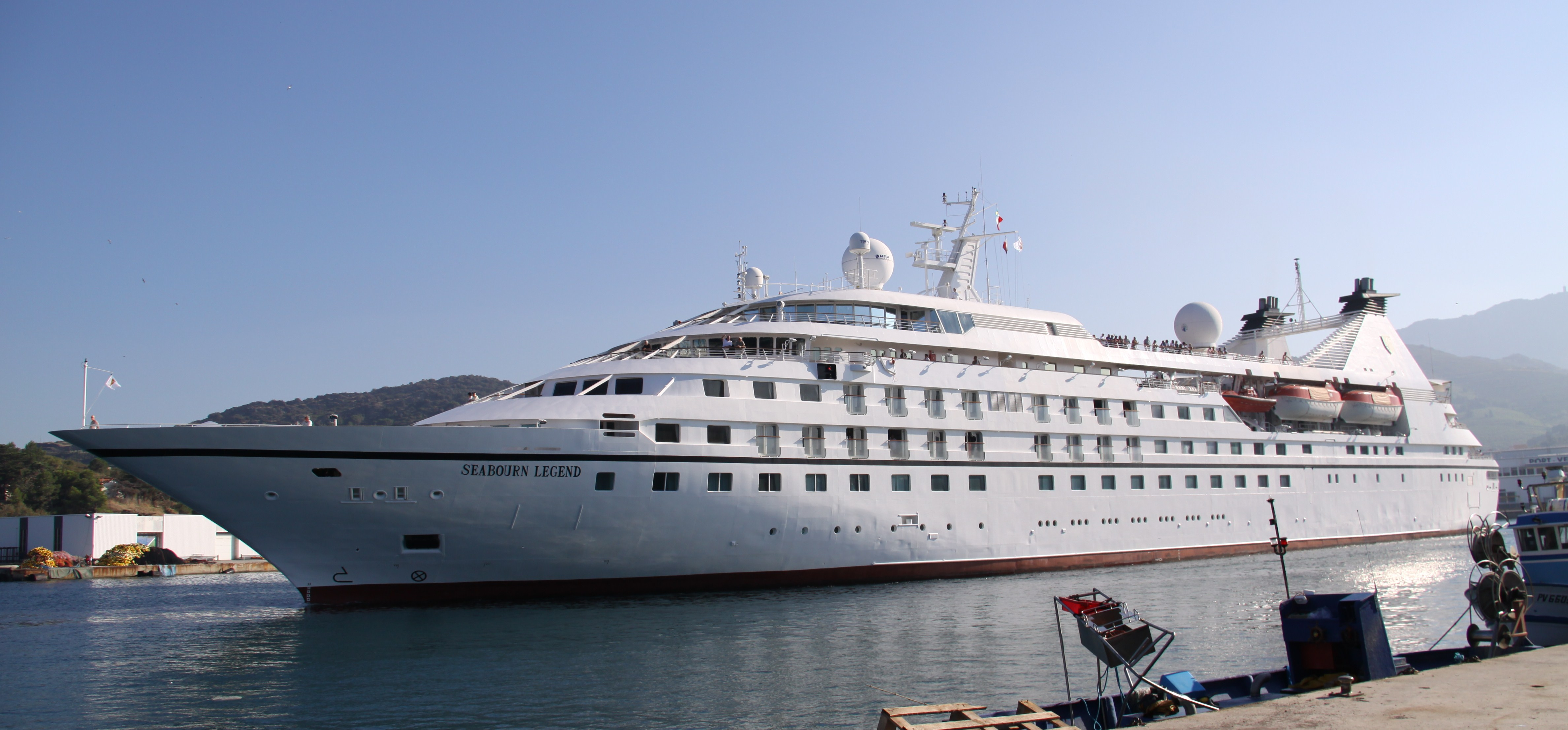 Seabourn Cruise Line Wikipedia 2017 2018 2019 Ford
