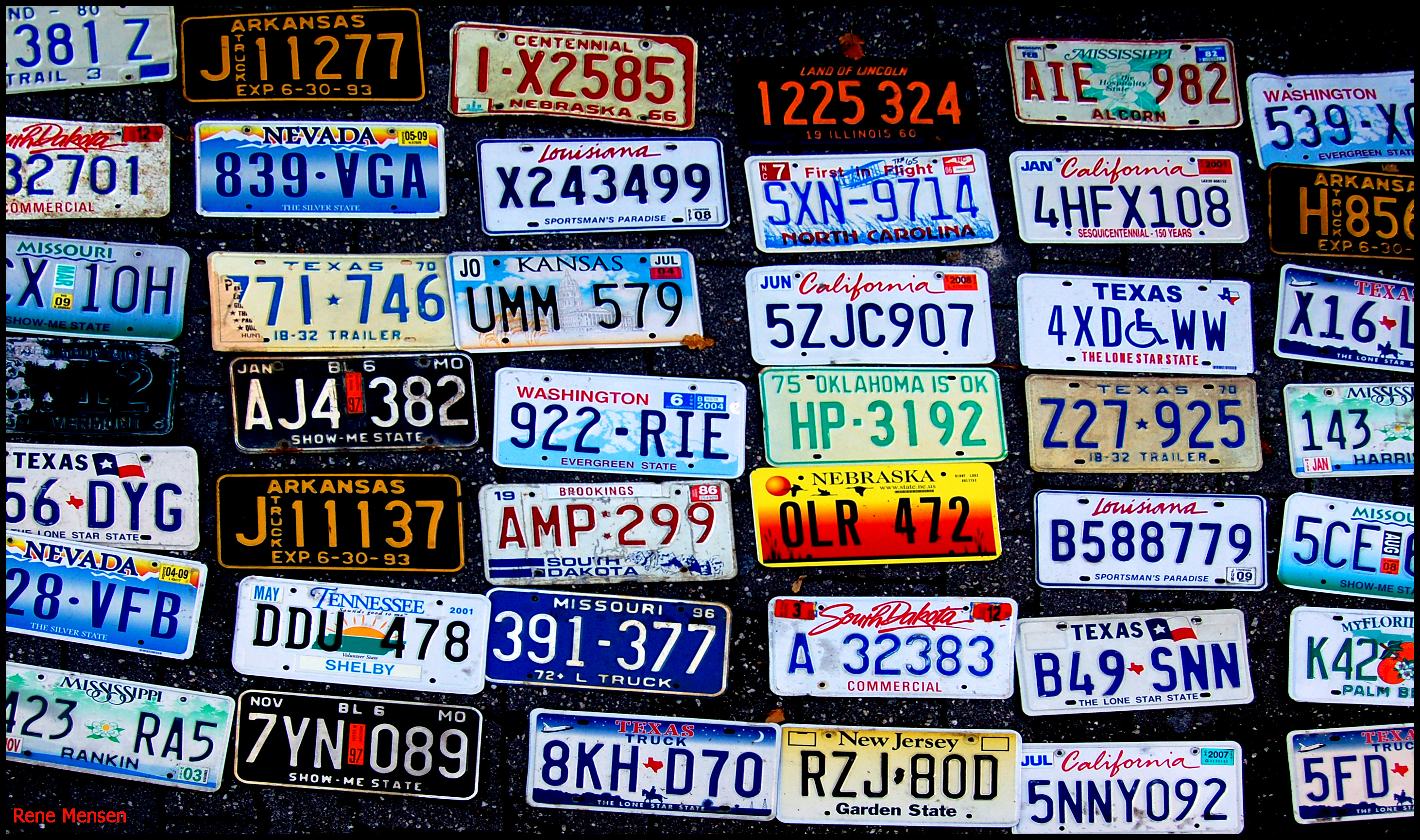 All 50 United States License Plates Ranked - Thrillist