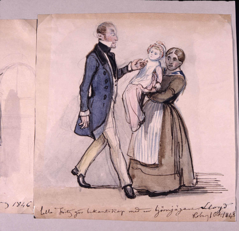 By Fritz von Dardel, 1843