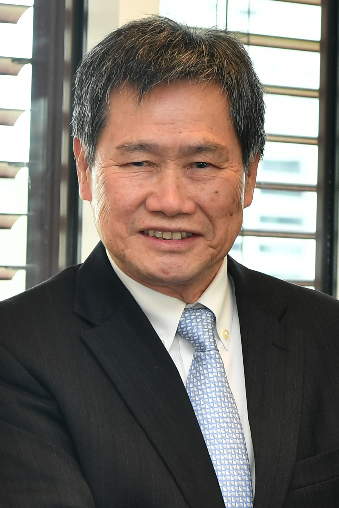 Asian present president