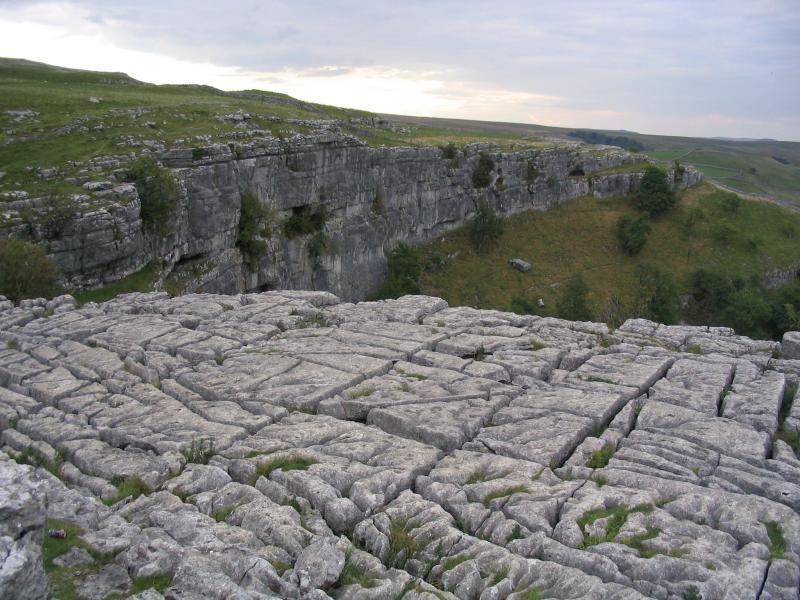 Geología de Yorkshire