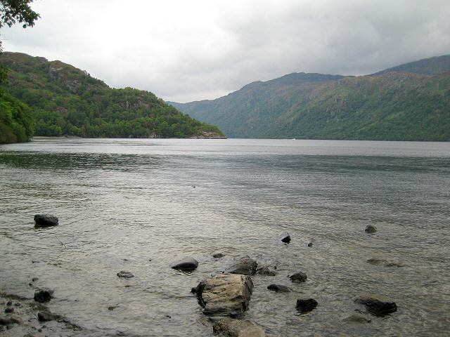 File:Loch Lomond - geograph.org.uk - 550380.jpg