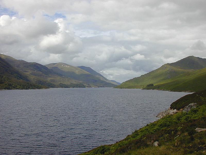 Loch Mullardoch - geograph.org.uk - 491756