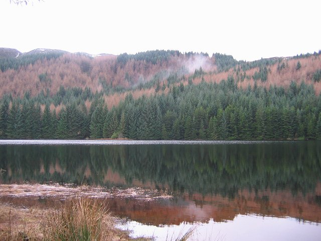 Lochan Lairg Cheile - geograph.org.uk - 110598