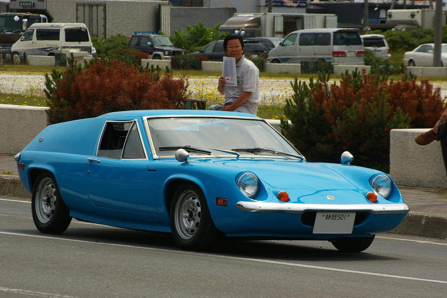 Annonces Lotus occasion de concessionnaires et garages.