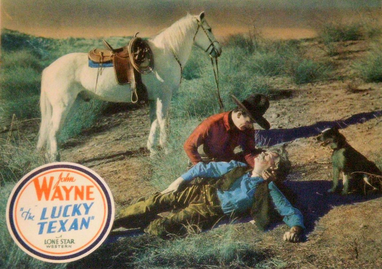 The Lucky Texan - Wiki...
