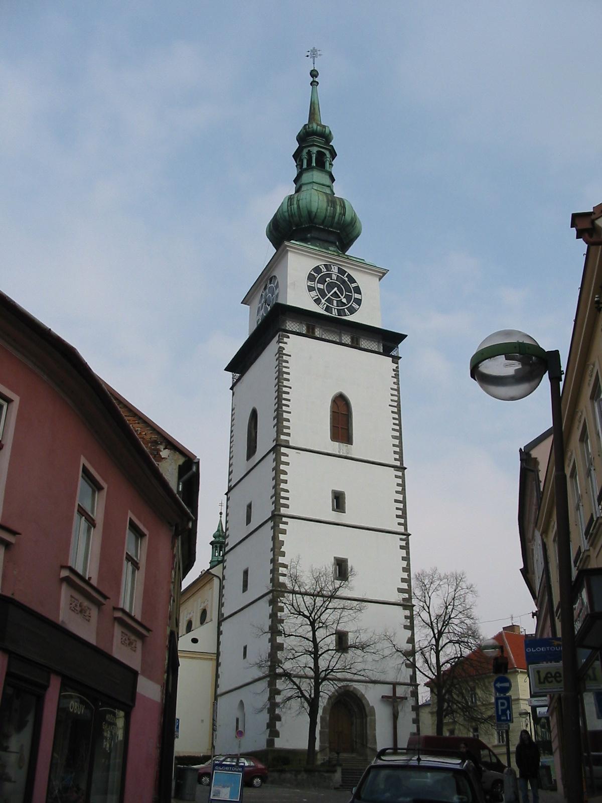 Městská věž (Třebíč)