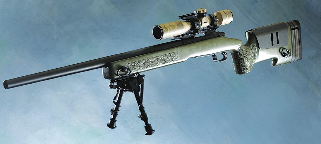 Rifles con mira