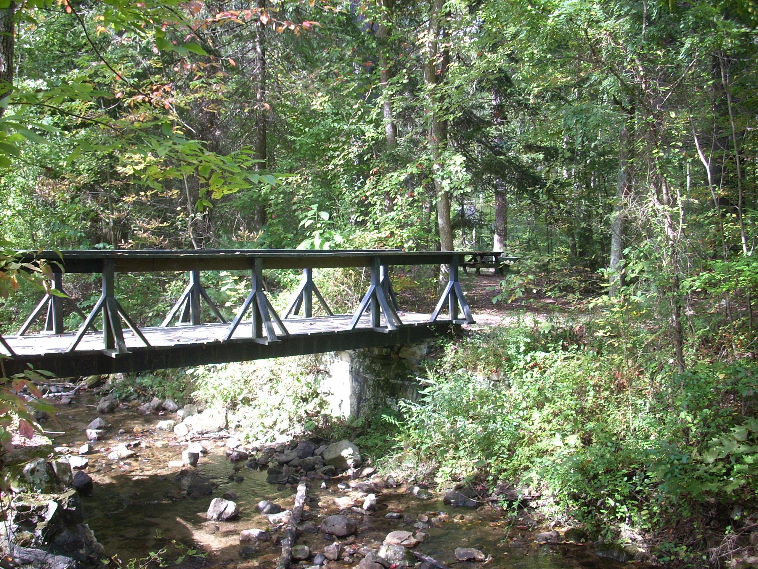 file masp bridge over creek jpg wikimedia commons. Black Bedroom Furniture Sets. Home Design Ideas