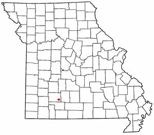 Logan, Greene County, Missouri human settlement in United States of America