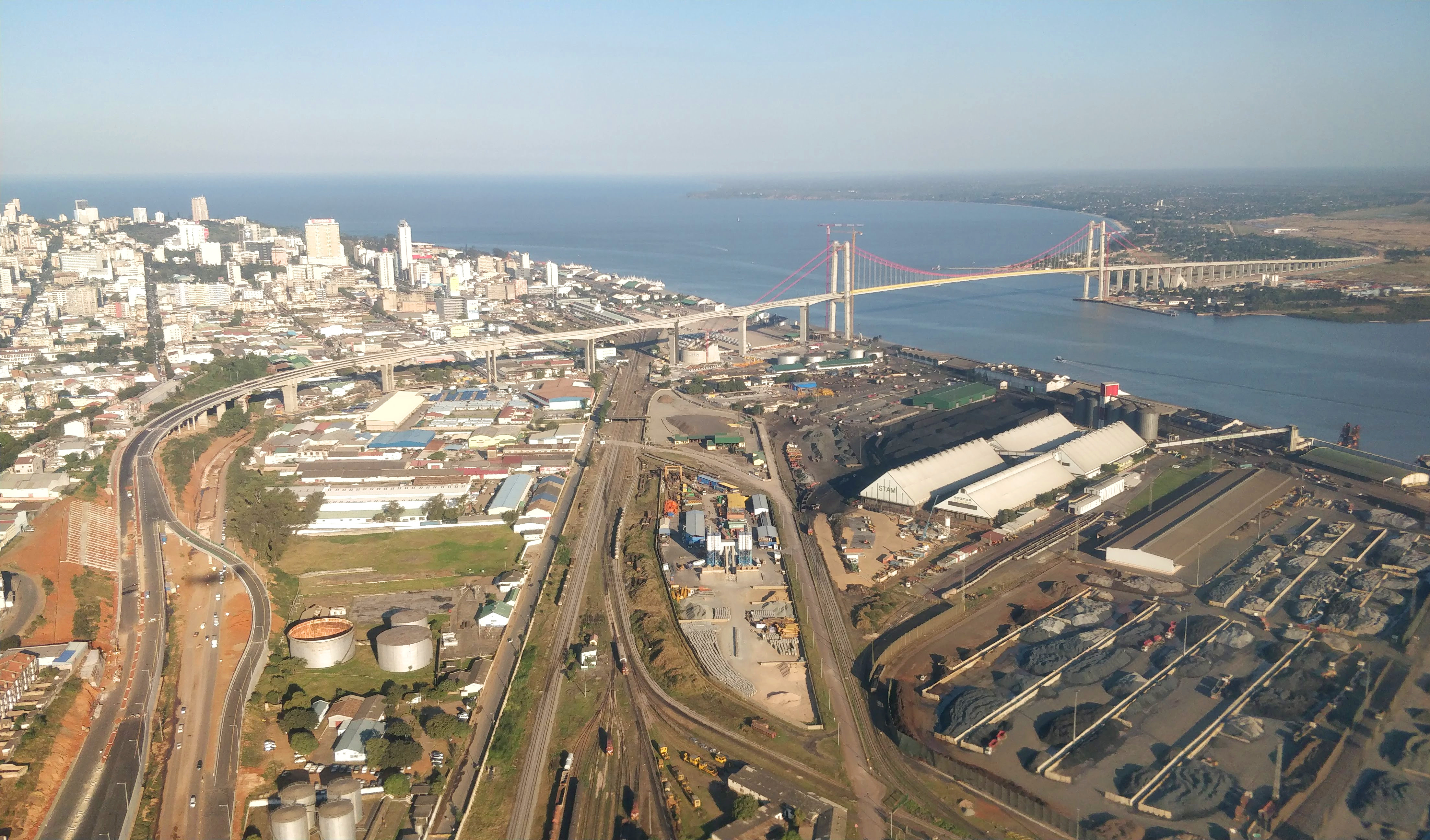 Maputo–Katembe bridge - Wikipedia